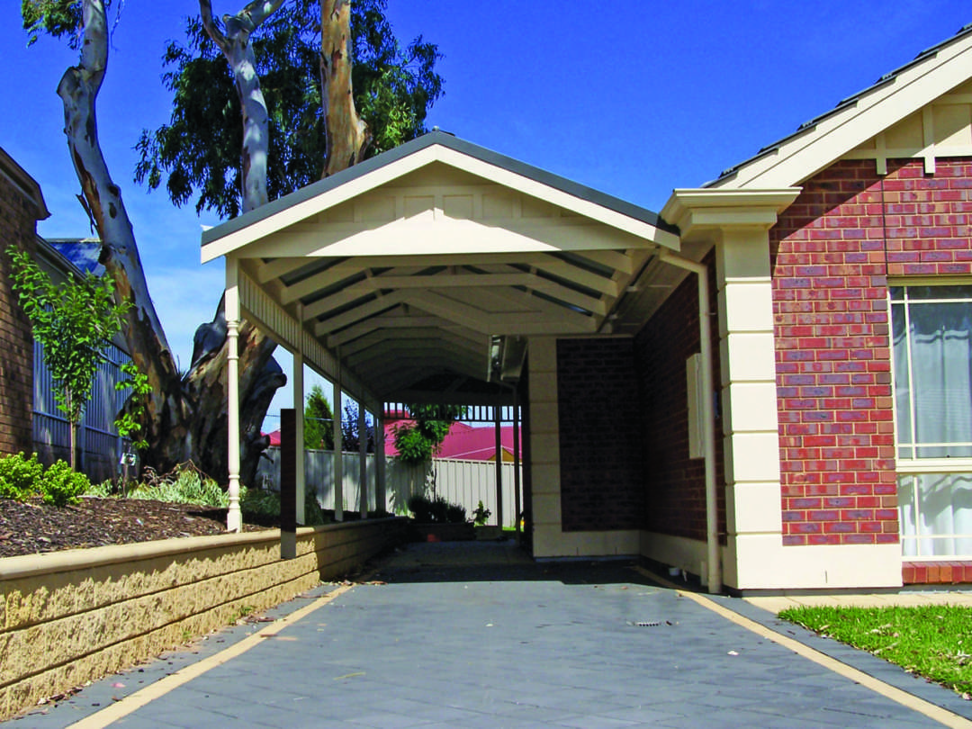 A carport can be a practical and stylish addition to your home - Building a Carport is Becoming an Essential Part of Owning a Home.