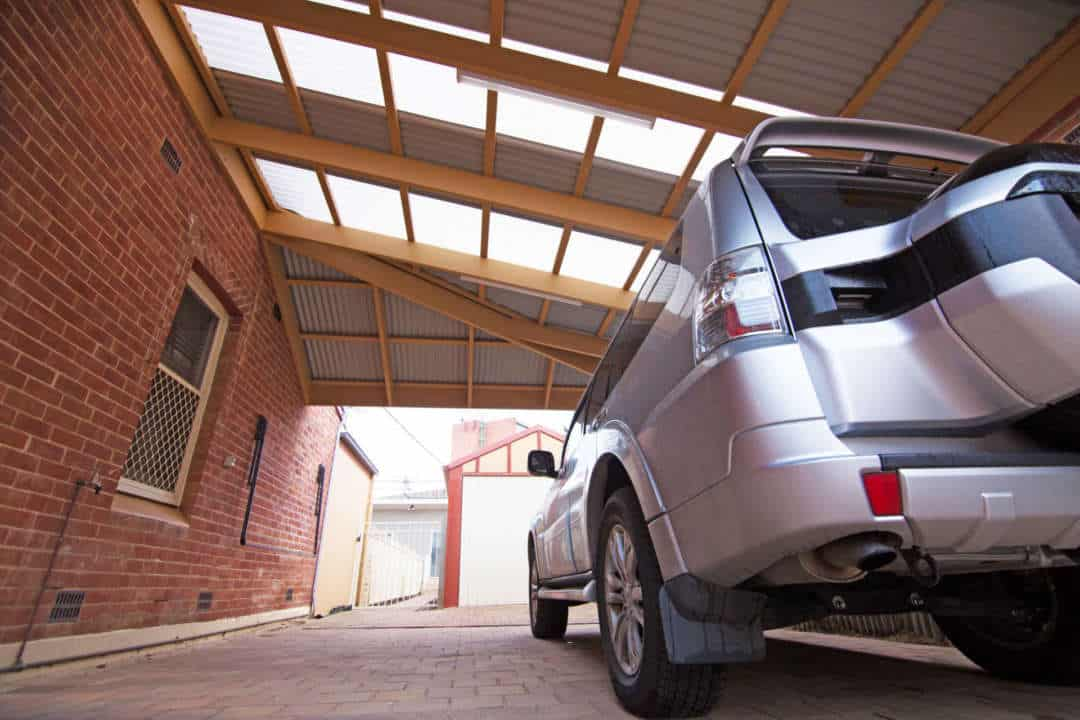 Building a Carport is Becoming an Essential Part of Owning a Home - A carport will make criminals think twice