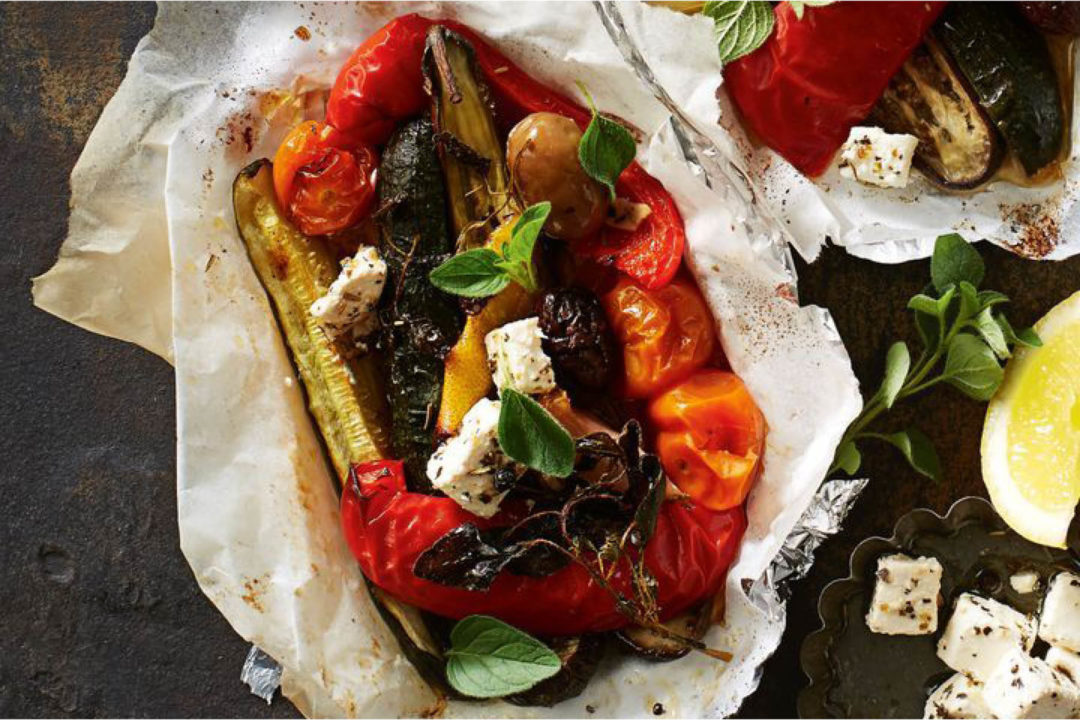 Mouth-watering Mediterranean recipes to satisfy your hunger - BBQ-Roasted Mediterranean Vegetables, Australian Outdoor Living.