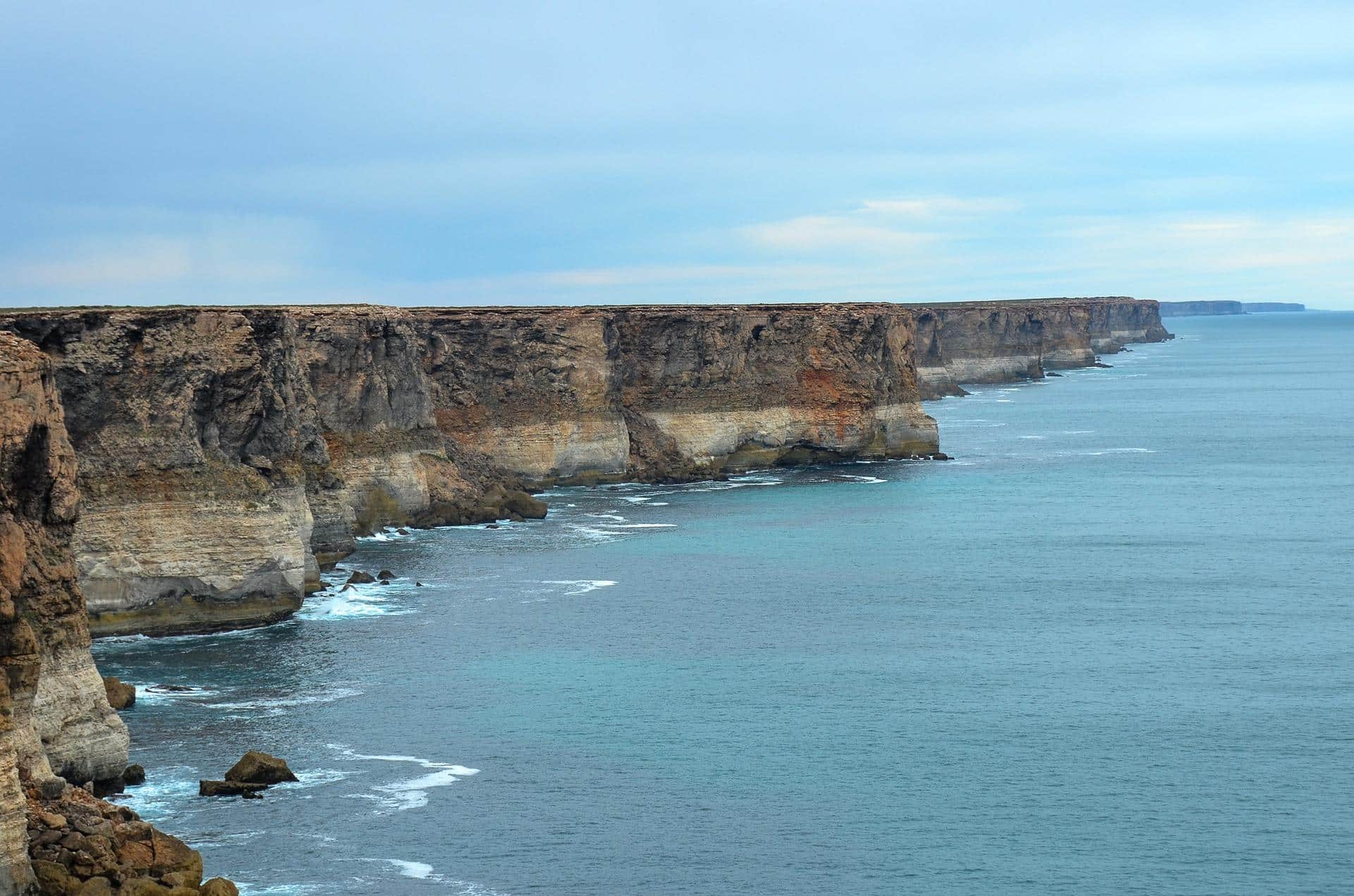 Western Australia's best road trip destinations - The Great Australian Bight features the longest stretch of ocean cliffs in the world, Australian Outdoor Living.