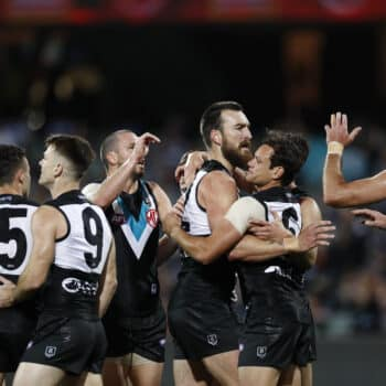 Australian Outdoor Living Footy Takes: Port Adelaide 2021 home and away season wrap up